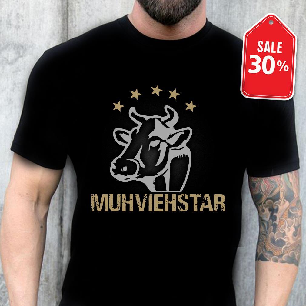 Official cow muhviehstar shirt by tshirtat store Shirt