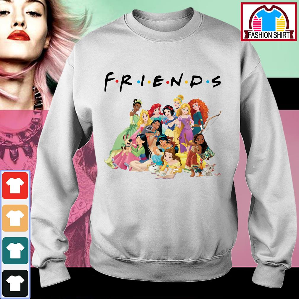 Official Disney Princess Friends shirt by tshirtat store Sweater