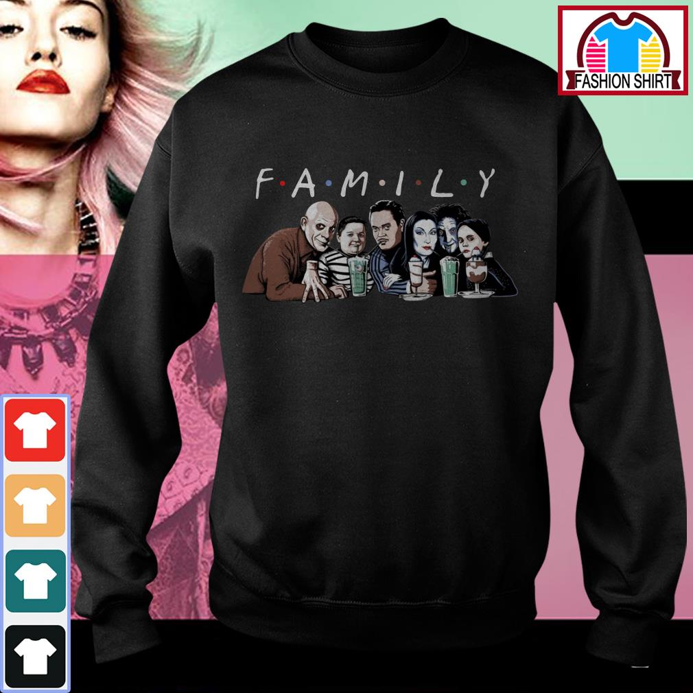 Official Emily Addams Family Friends TV show Halloween shirt by tshirtat store Sweater