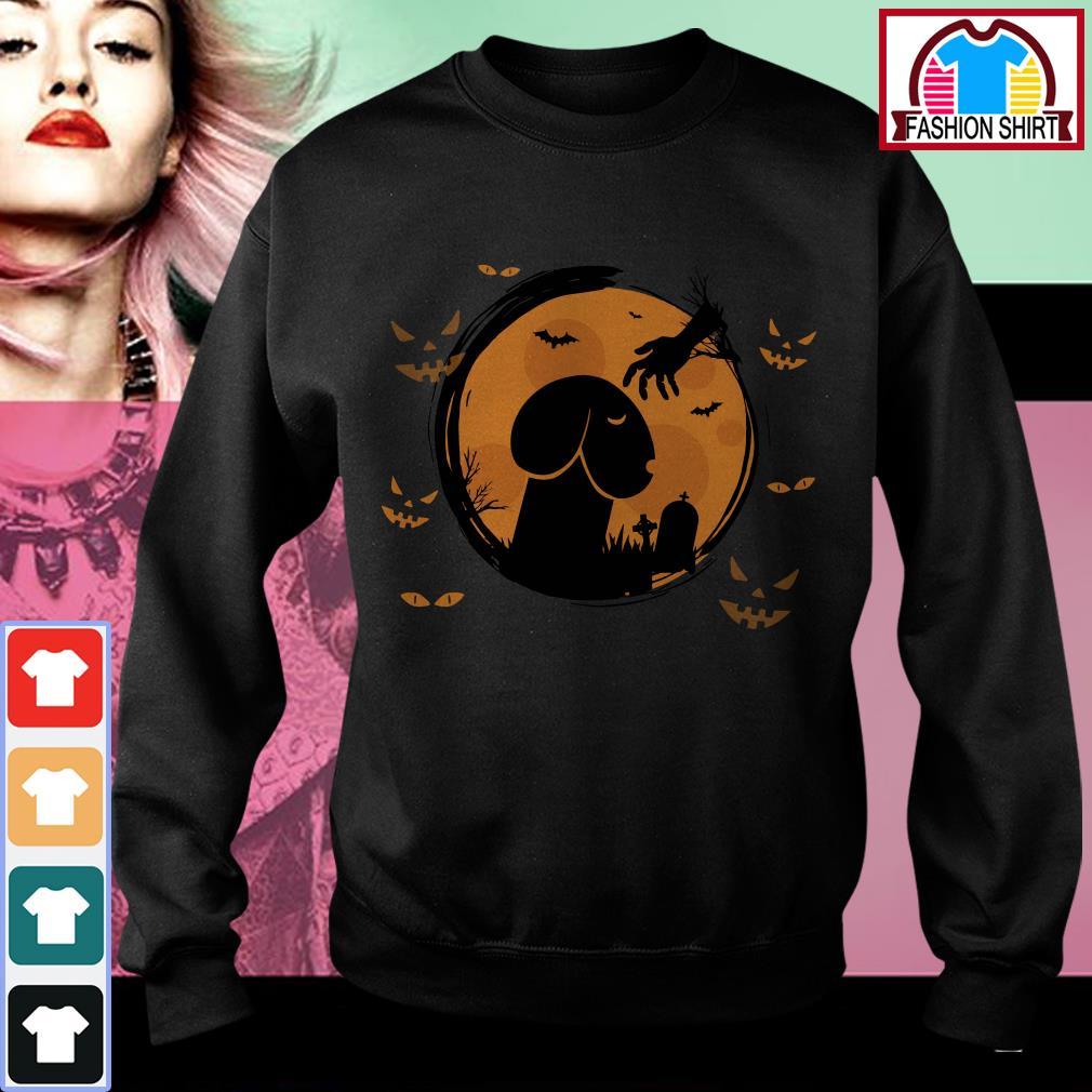 Official Halloween Dickhead Dog Noma Bar shirt by tshirtat store Sweater