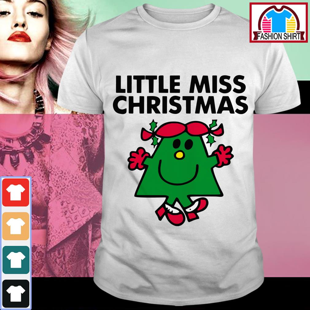 Official Little miss Christmas shirt by tshirtat store Guys Shirt