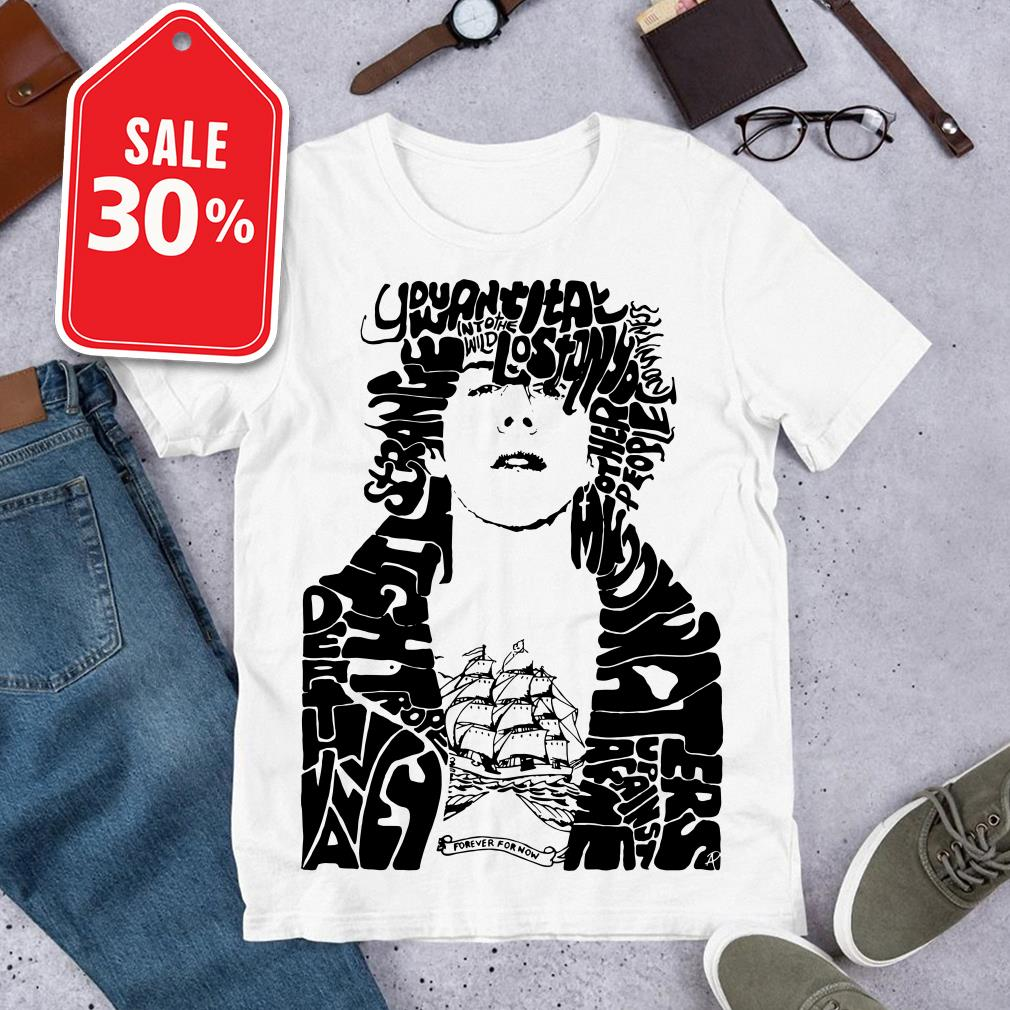Official LP Lost on You by Paul Attwood shirt by tshirtat store Shirt