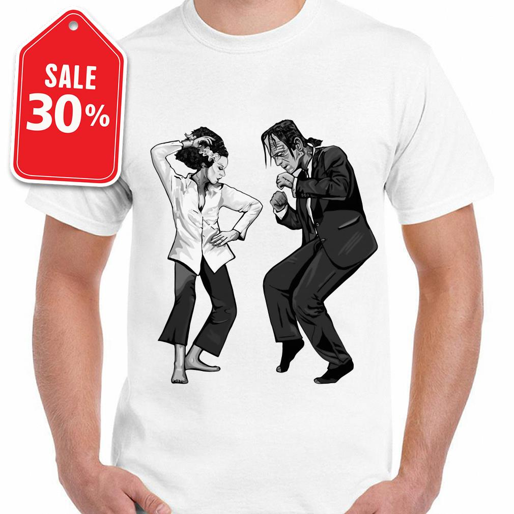 Official Pulp Frankenstein dance shirt by tshirtat store Shirt