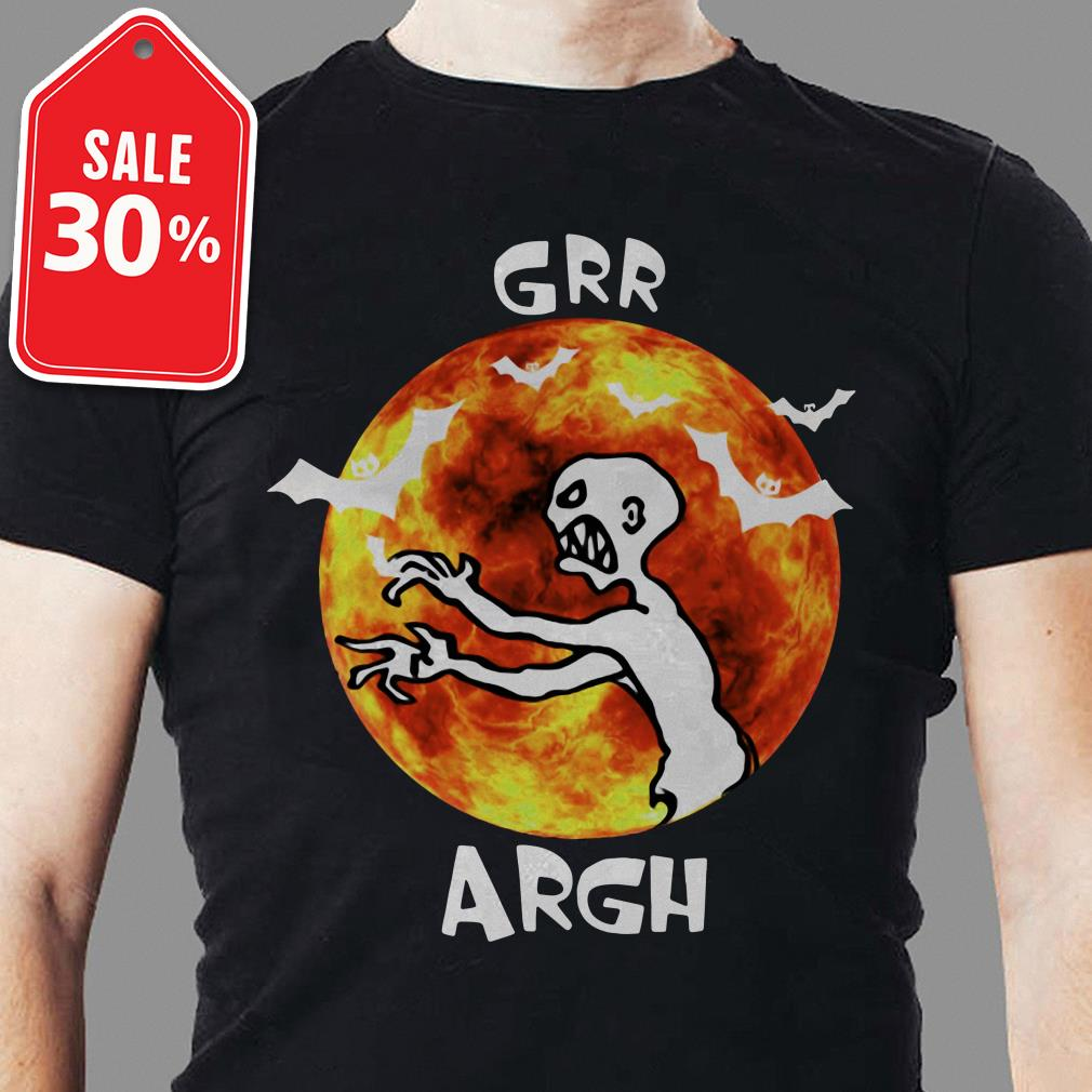 Official Red moon Mutant Enemy grr argh shirt by tshirtat store Shirt