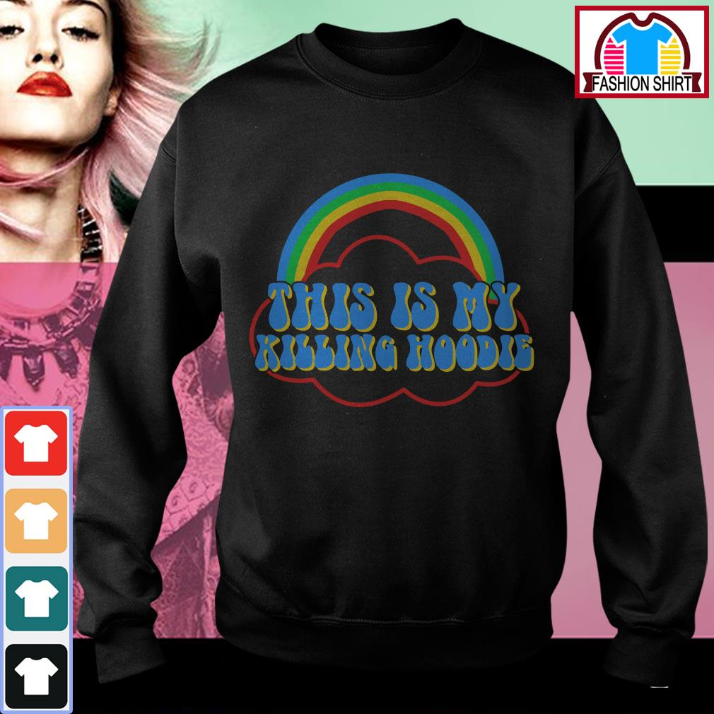 Official This is my killing hoodie shirt by tshirtat store Sweater