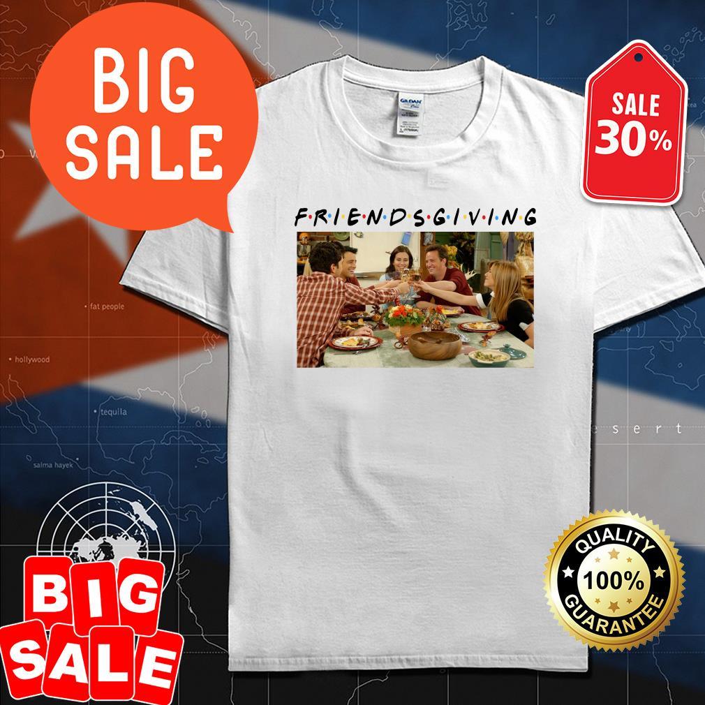 New Official Friends TV show Friendsgiving shirt by tshirtat store Shirt