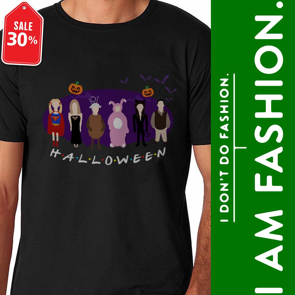 Official The One with the Halloween Party Friends TV show shirt by tshirtat store Shirt