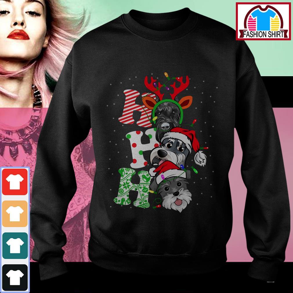 Official Ho Ho Ho Yorkshire Dog Christmas shirt by tshirtat store Sweater