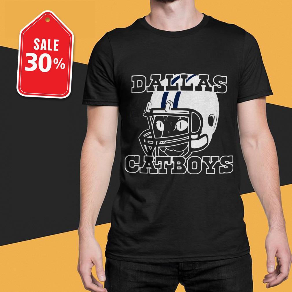 Official NFL Dallas catboys shirt by tshirtat store Shirt