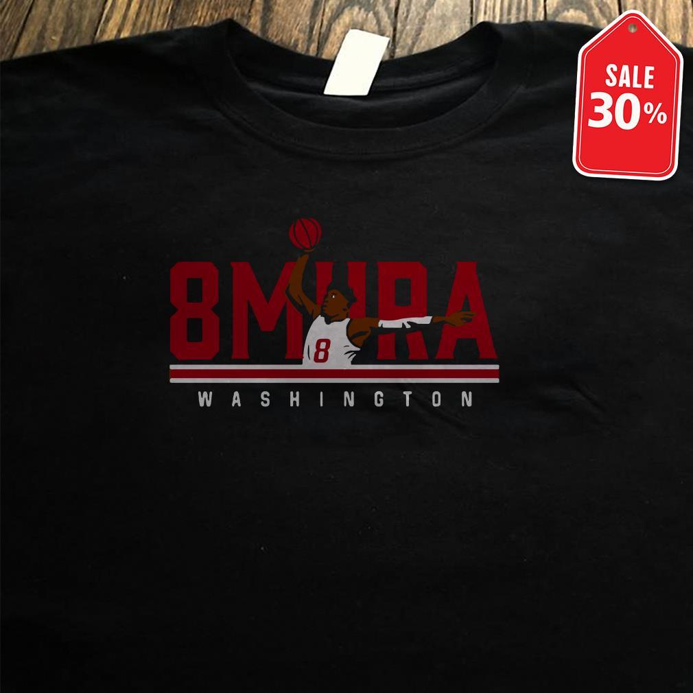 Official Rui Hachimura 8Mura Washington shirt by tshirtat store Shirt