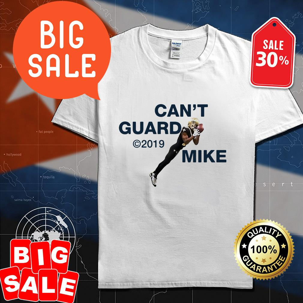 Official TipToe Michael Thomas can't guard Mike shirt by tshirtat store Shirt