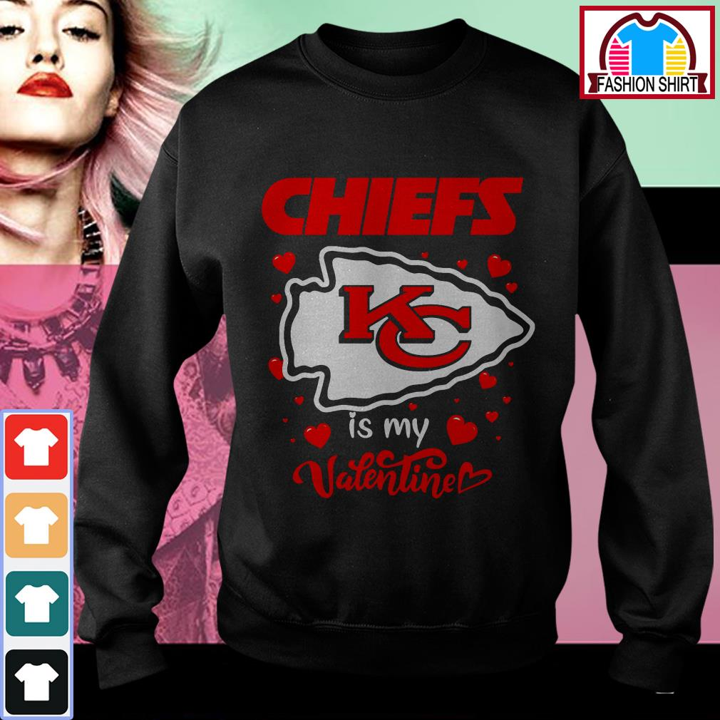 Kansas City Chiefs is my valentine Sweater