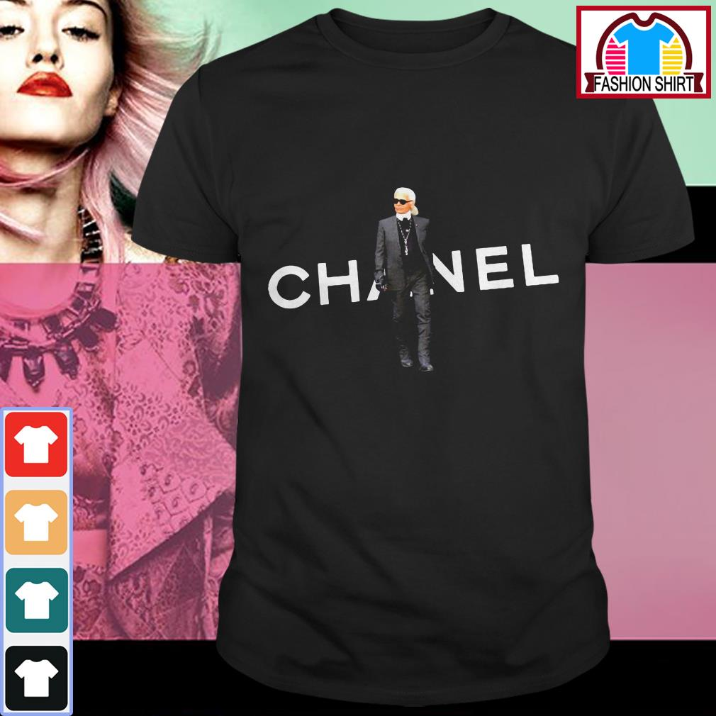 Karl Lagerfeld Chanel shirt