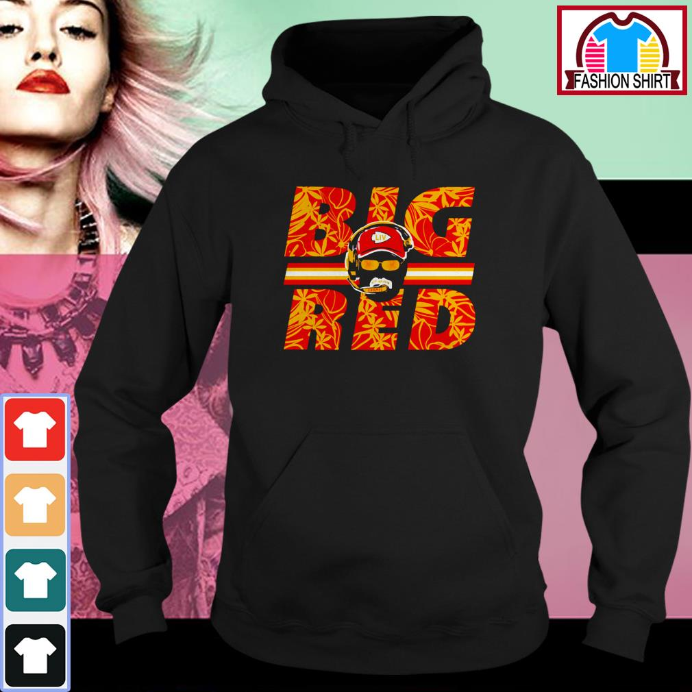 Official Andy Reid big red shirt by tshirtat store Hoodie