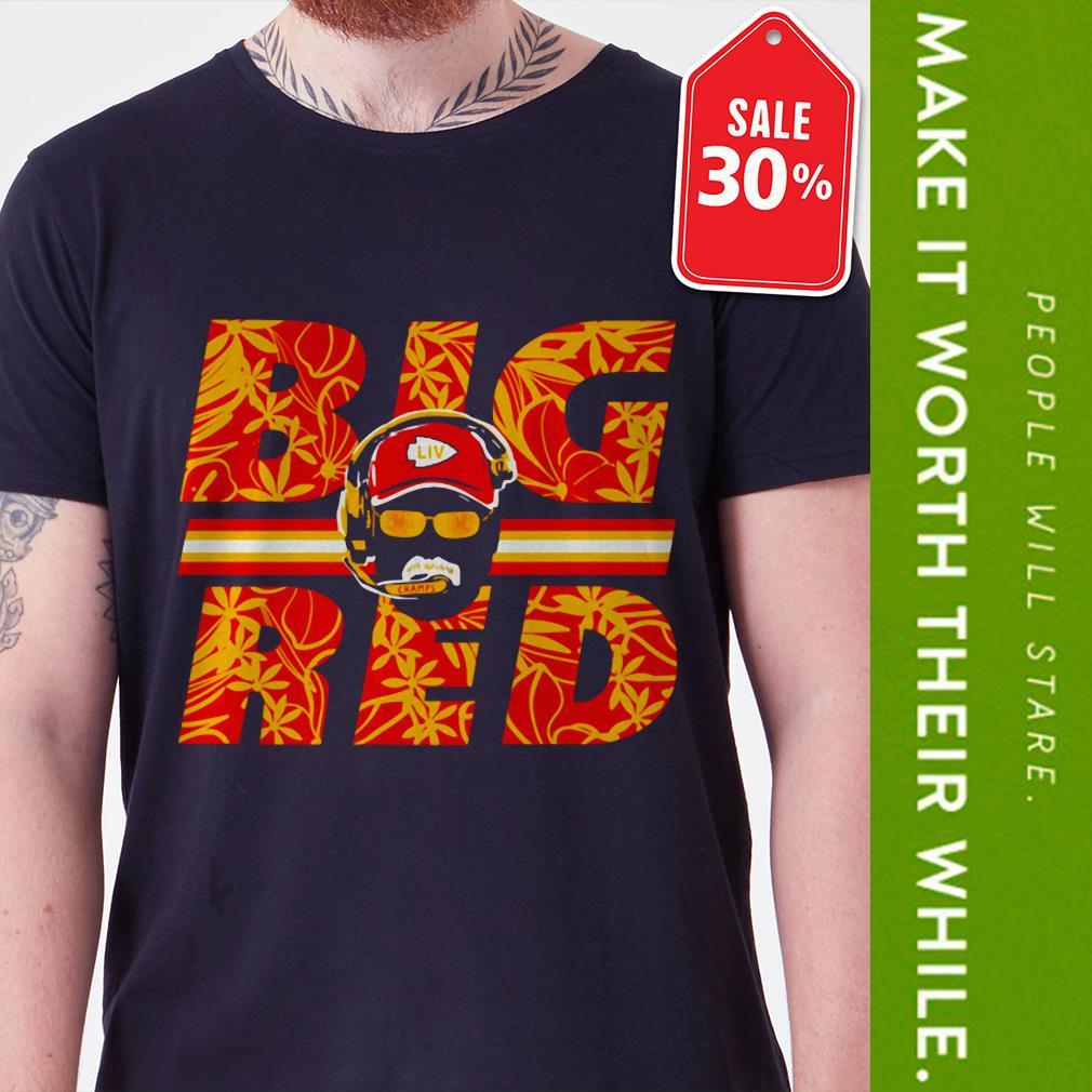 Official Andy Reid big red shirt by tshirtat store Shirt