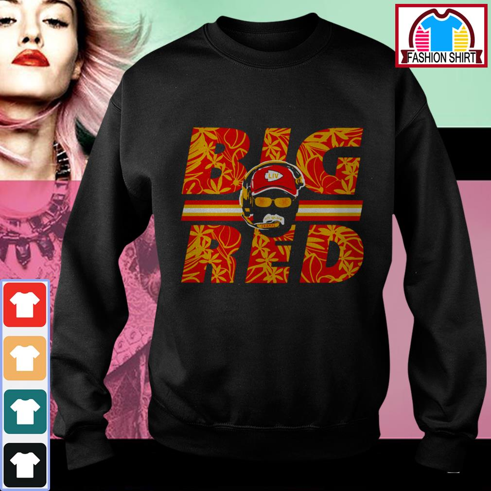 Official Andy Reid big red shirt by tshirtat store Sweater