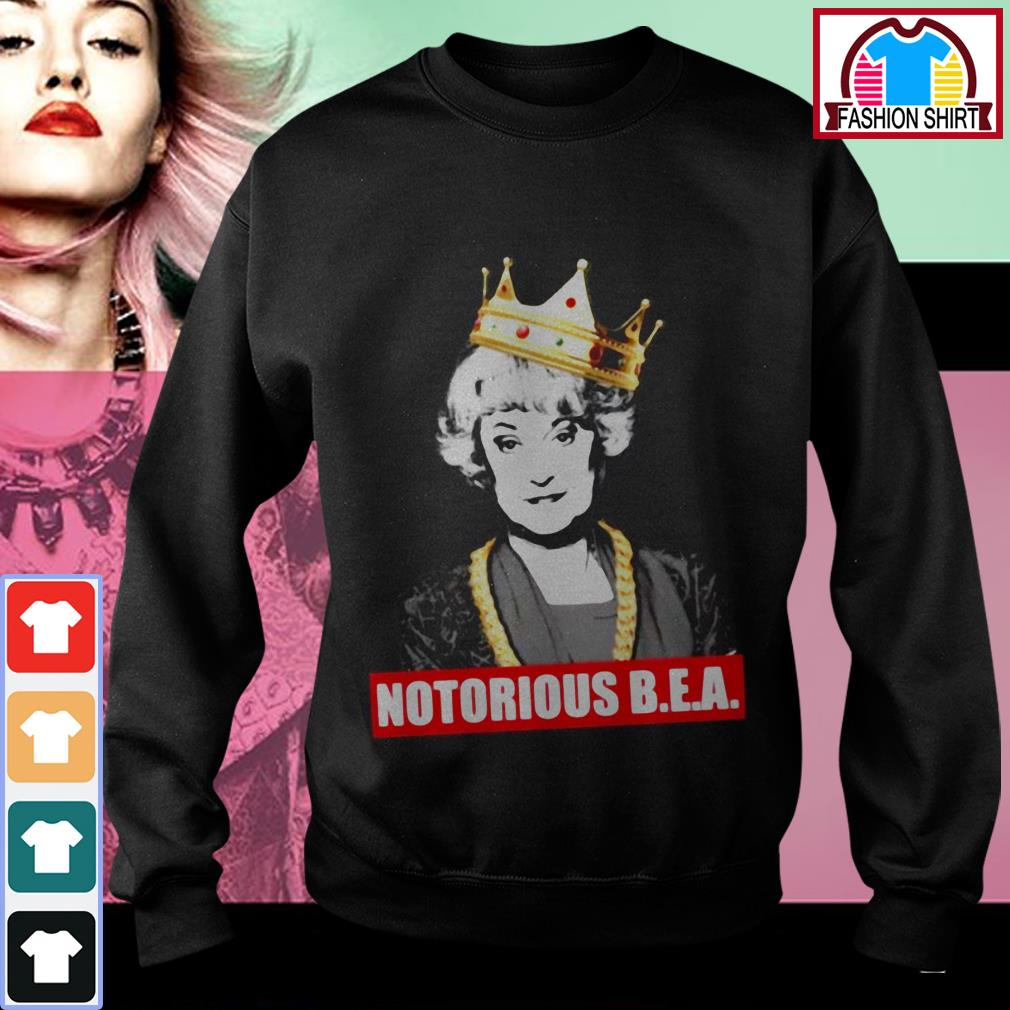 Official Blanche Notorious B.E.A shirt by tshirtat store Sweater