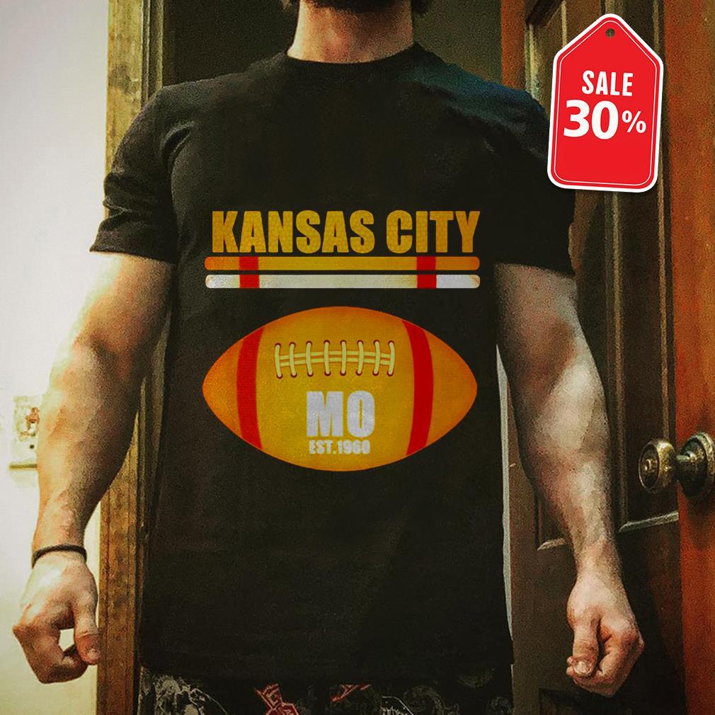 Official Kansas City Football Fan Missouri KC great shirt by tshirtat store Shirt