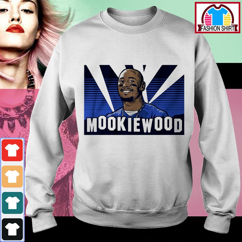 Official Los Angeles Baseball Mookiewood shirt by tshirtat store Sweater