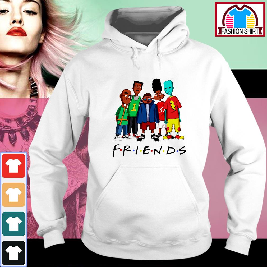Official We Are Black Friends TV show shirt by tshirtat store Hoodie