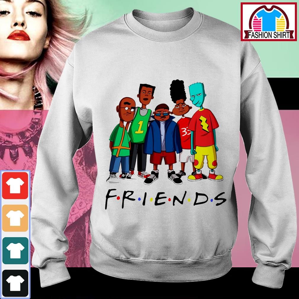 Official We Are Black Friends TV show shirt by tshirtat store Sweater
