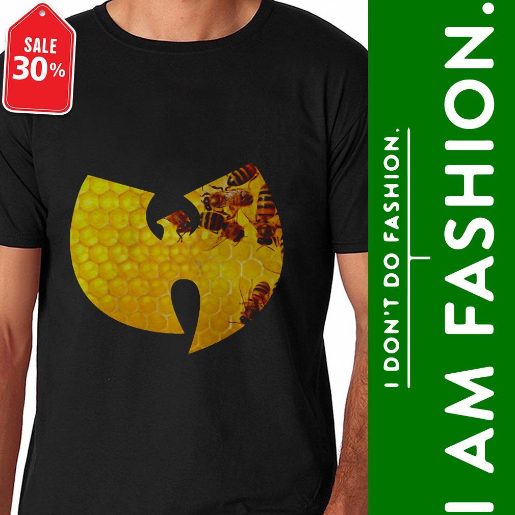 Official Wu-Tang Clan bees honey shirt by tshirtat store Shirt