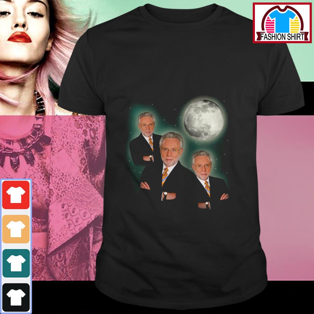 Official Three wolf moon wolf blitzer shirt by tshirtat store Shirt