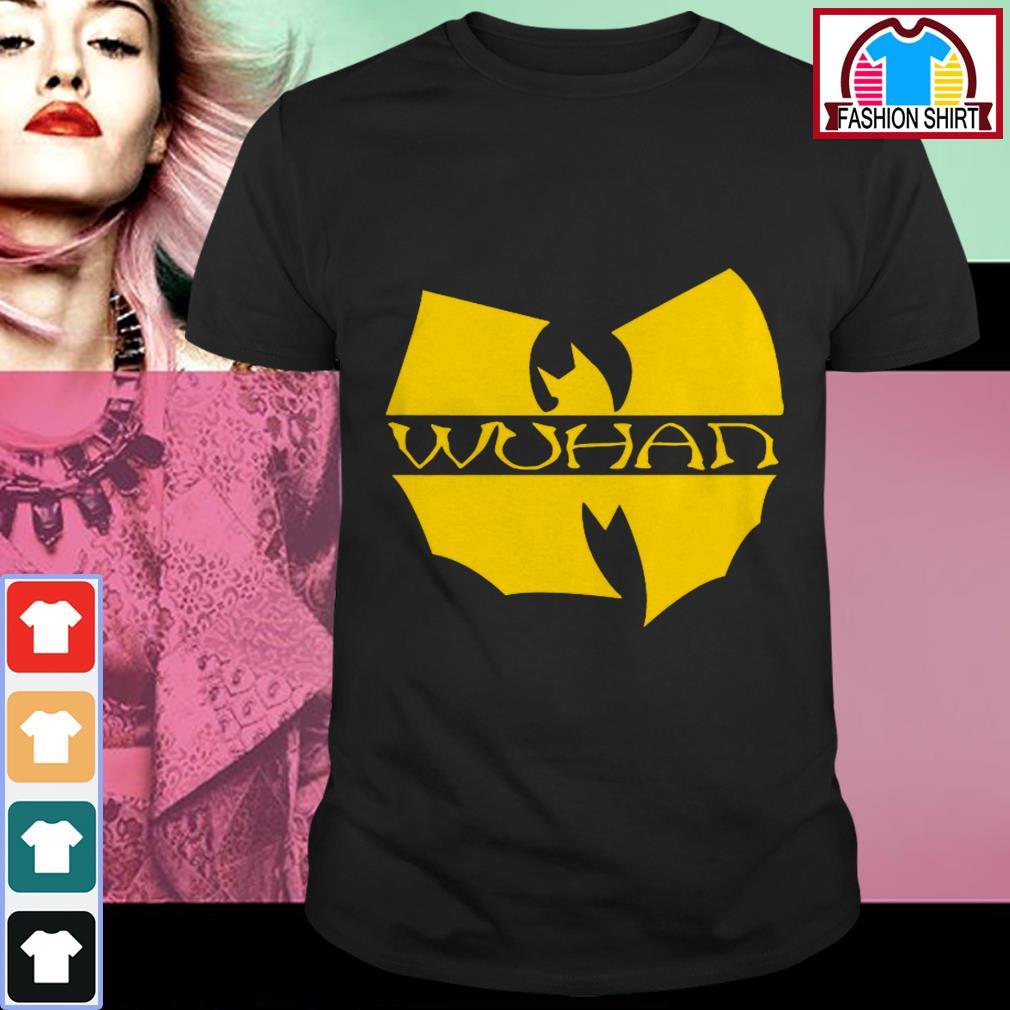Official Wu Tang clan Wuhan shirt by tshirtat store Shirt