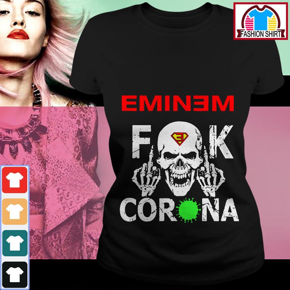 [BUY NOW] Eminem Skull fuck Corona Ladies Tee