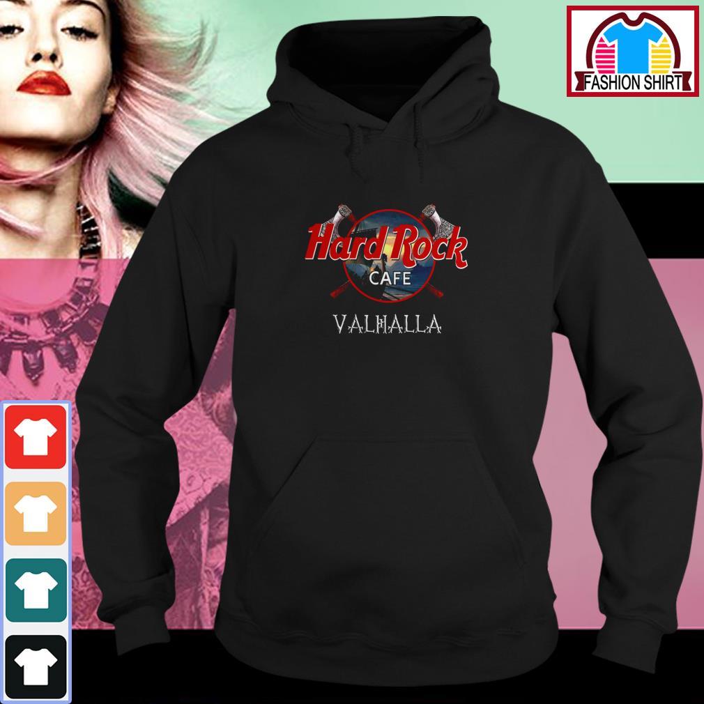 Hard Rock cafe Valhalla shirt by tshirtat store Hoodie