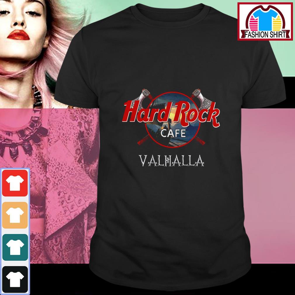 Hard Rock cafe Valhalla shirt by tshirtat store Shirt