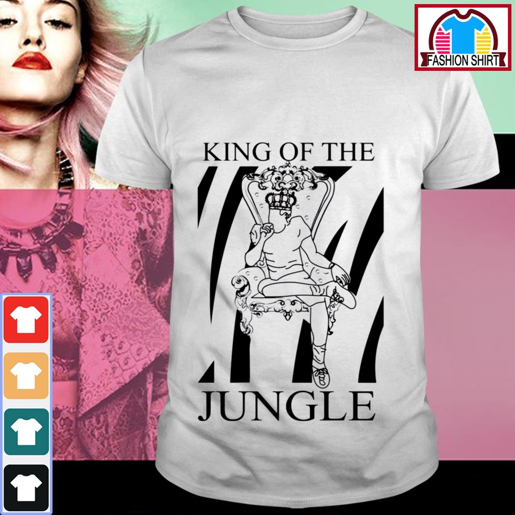 Joe Burrow King of the jungle shirt by tshirtat store Shirt