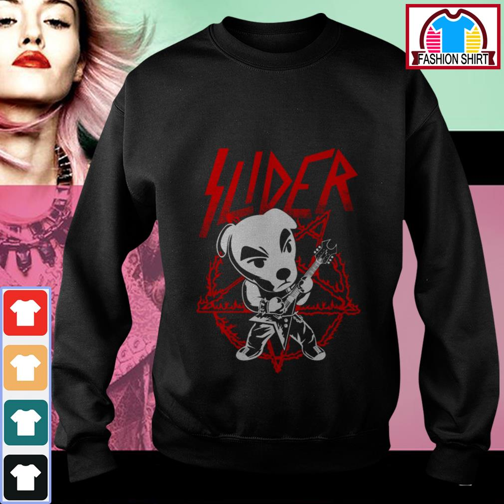 Official Slider King Metal designs by draculabyte shirt by tshirtat store Sweater