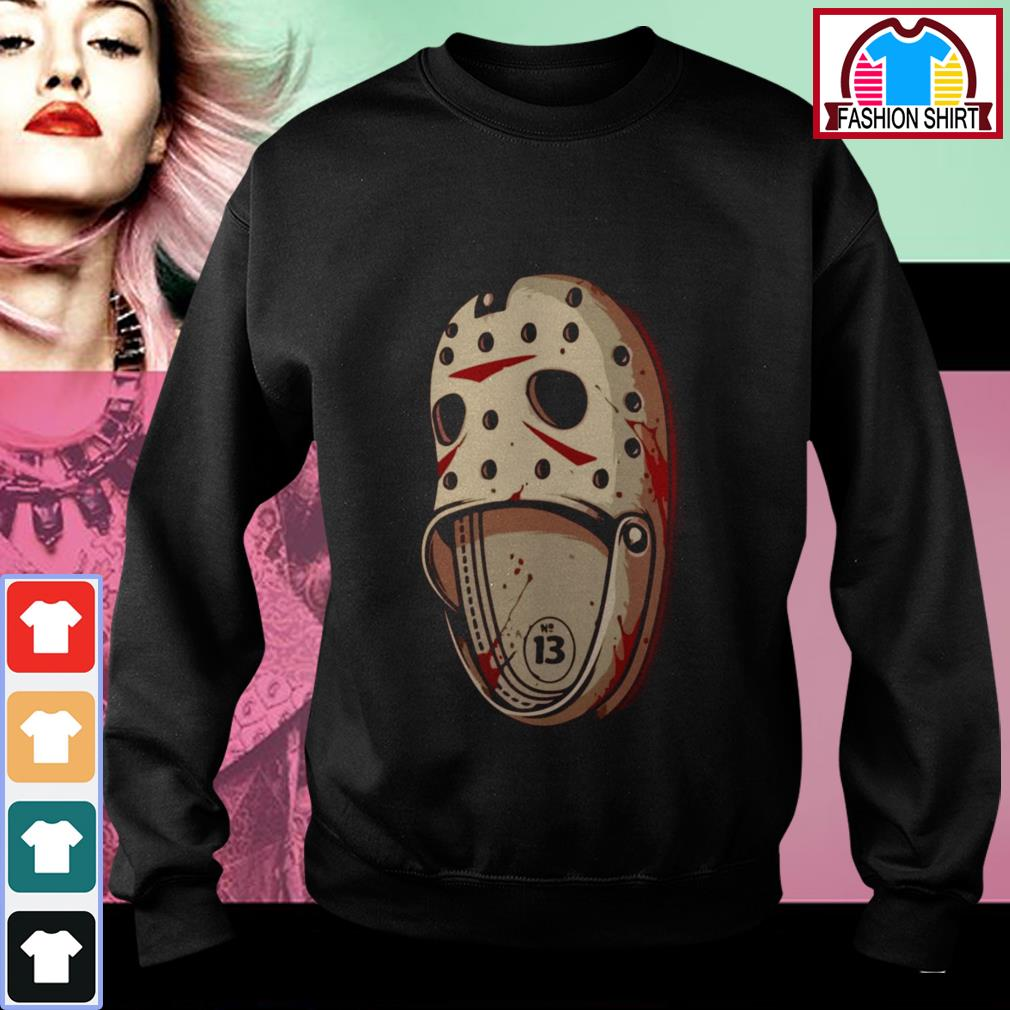 Official Jason Voorhees Crocs shirt by tshirtat store Sweater