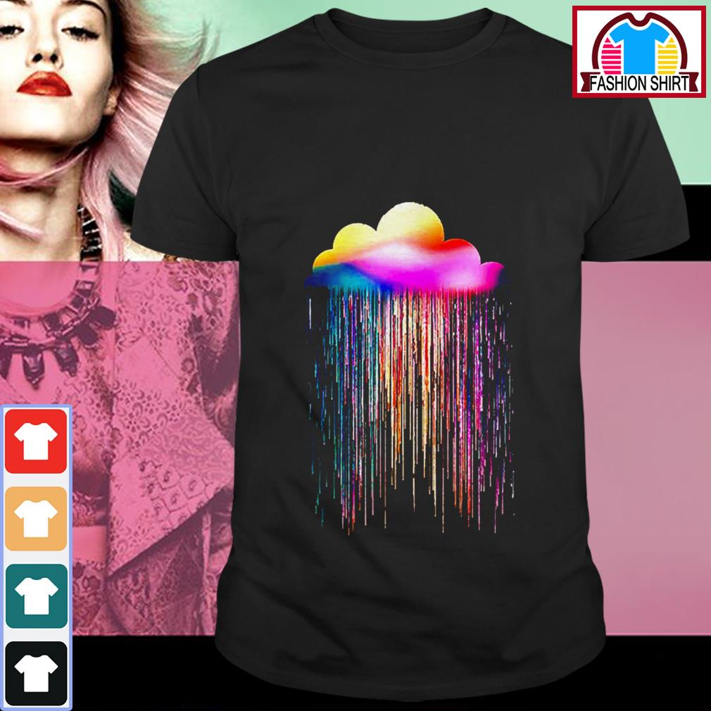 Official Rainbow rain shirt by tshirtat store Shirt