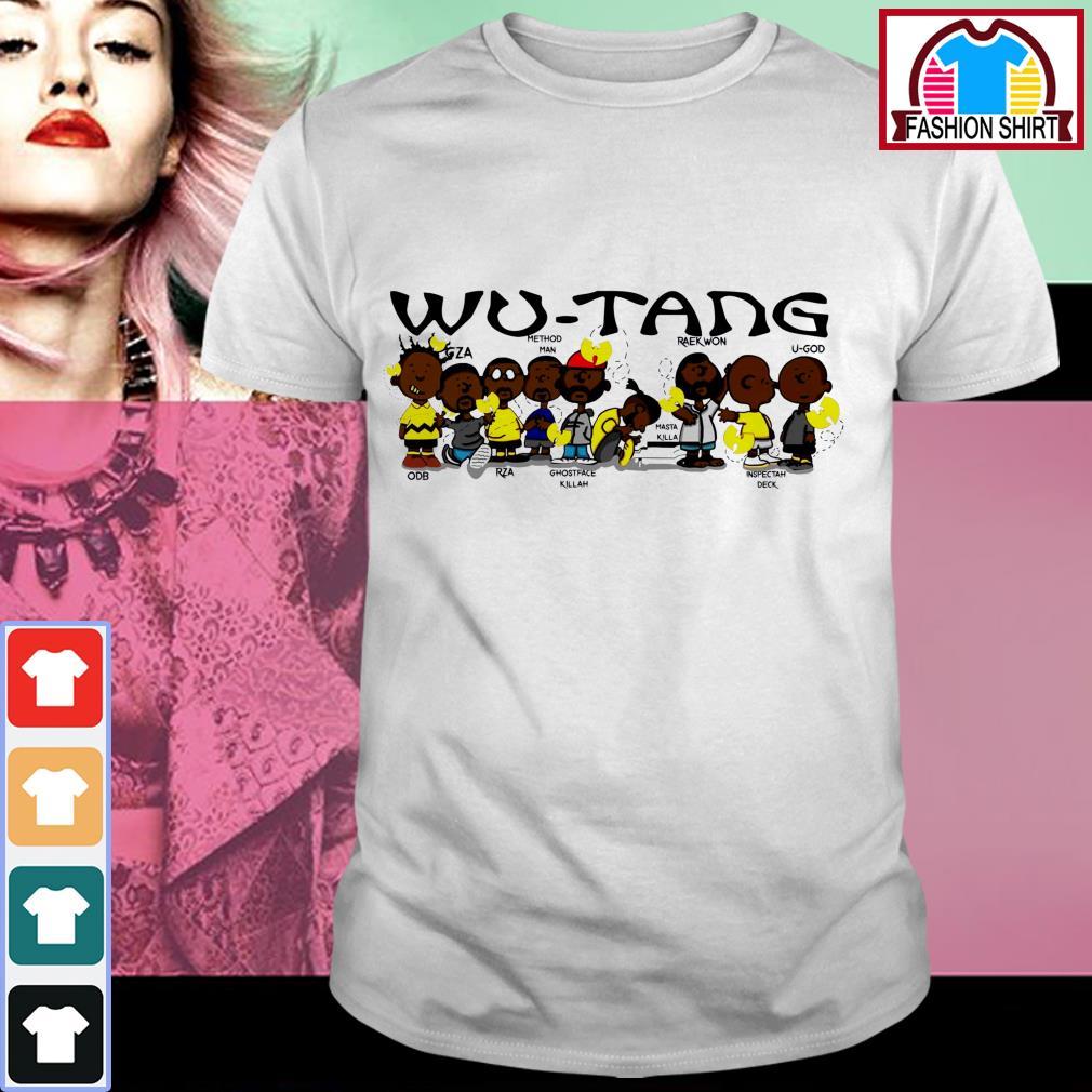 Official Wu-Tang ODB GZA RZA Method Man shirt by tshirtat store Shirt