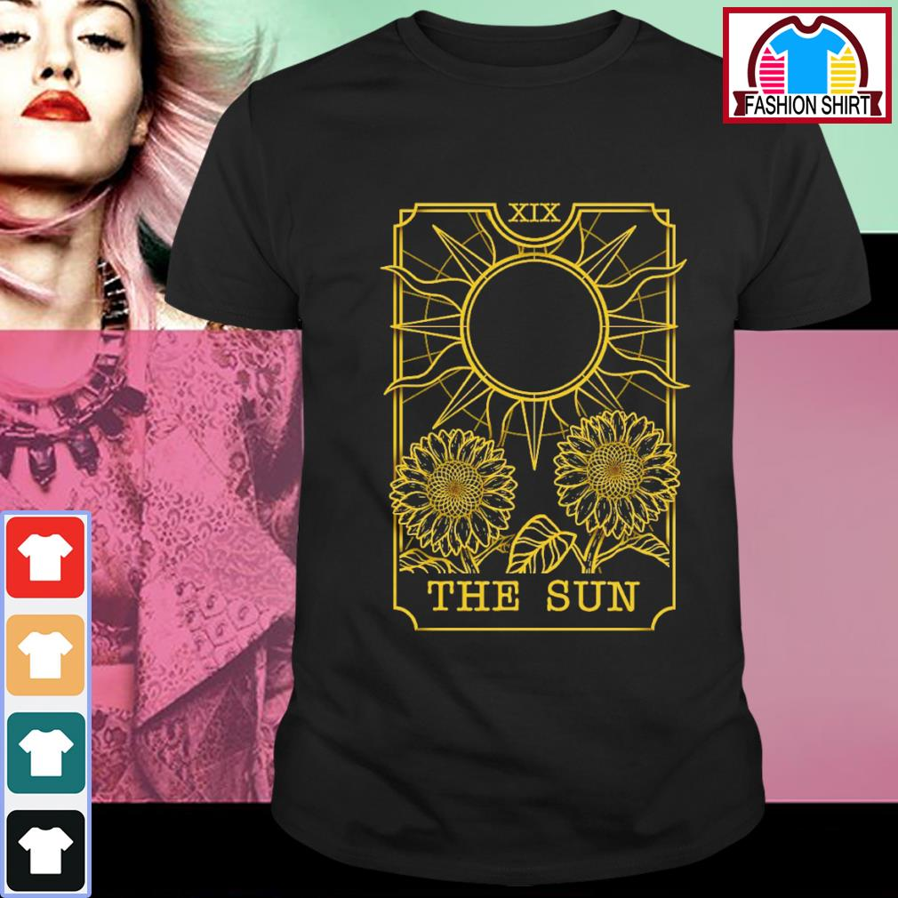 Sun Tarot The Sun shirt
