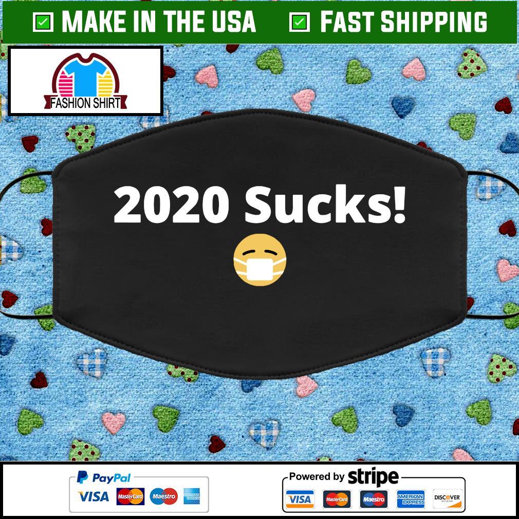 2020 sucks Face Mask Washable