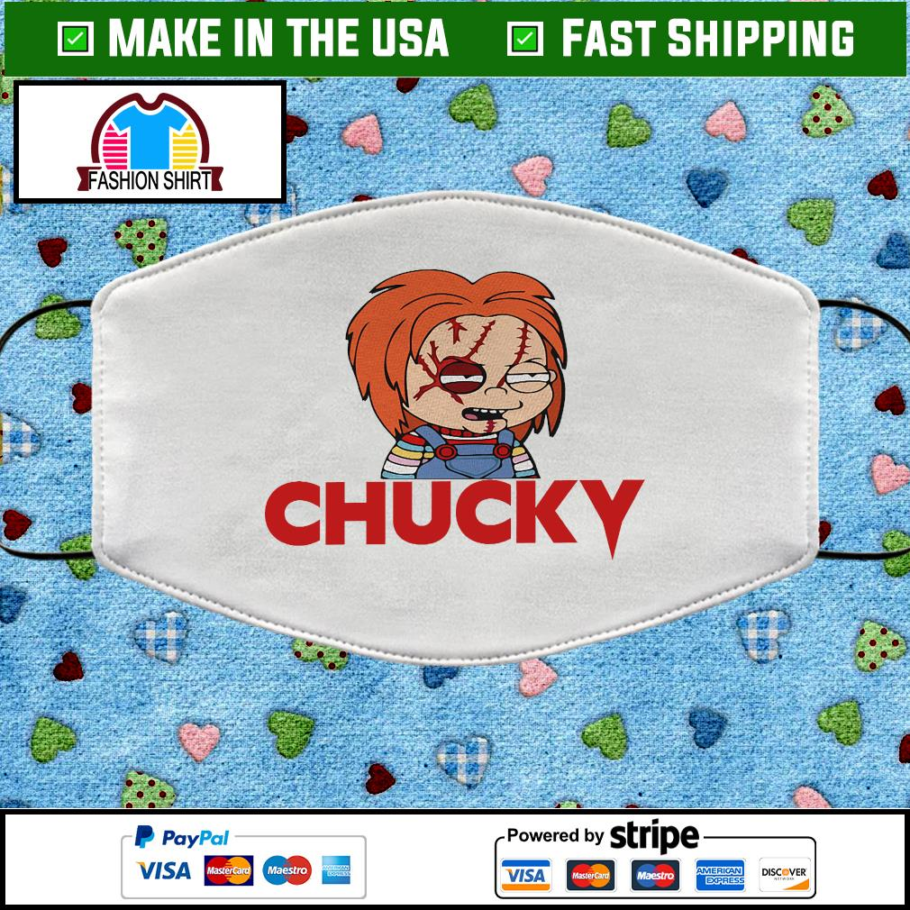 Chucky Cloth Face Mask Washable