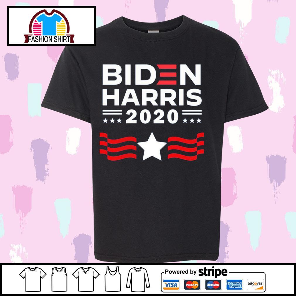 Joe Biden Harris for President 2020 shirt