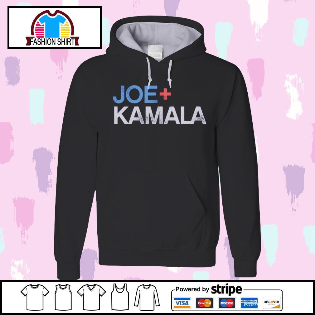 Joe plus Kamala Biden Harris s hoodie