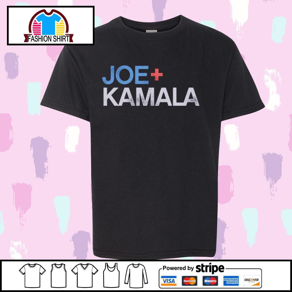 Joe plus Kamala Biden Harris shirt