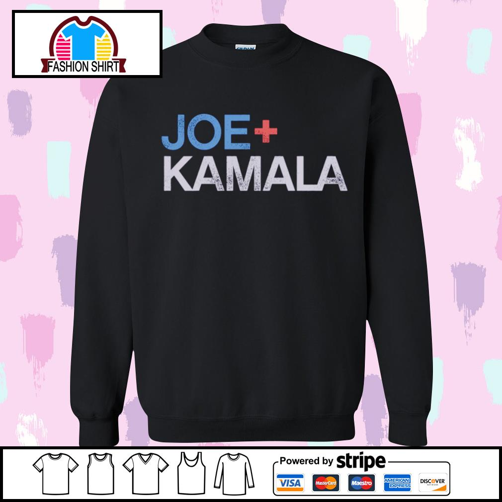 Joe plus Kamala Biden Harris s sweater
