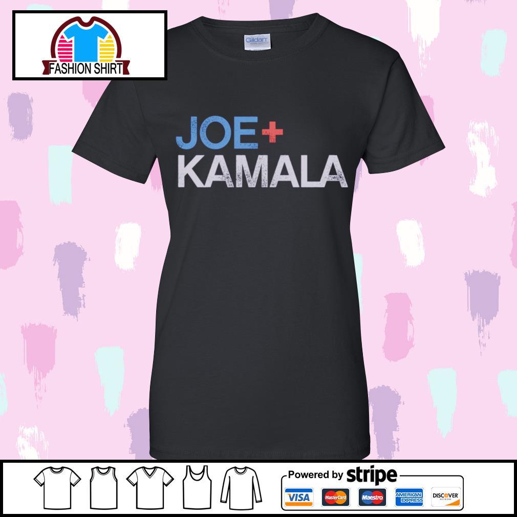 Joe plus Kamala Biden Harris s v-neck-t-shirt