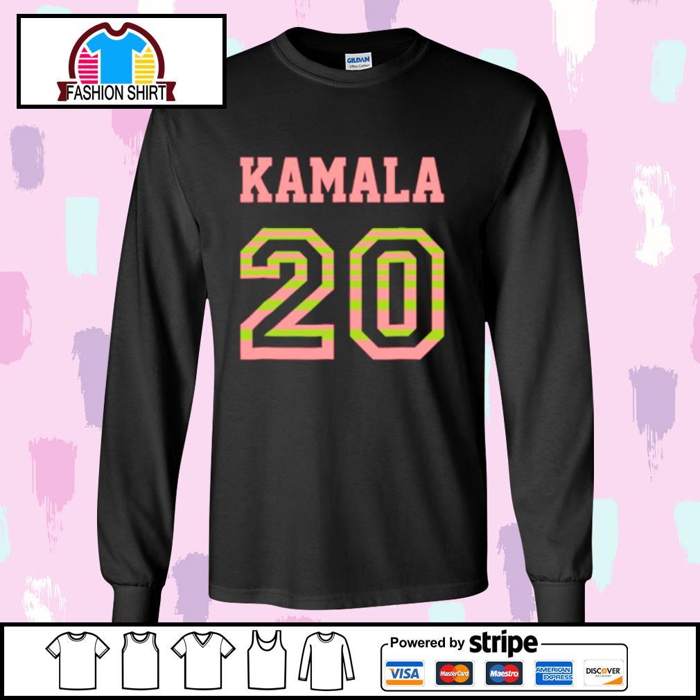 Kamala 20 team Kamala Harris 2020 s longsleeve-tee