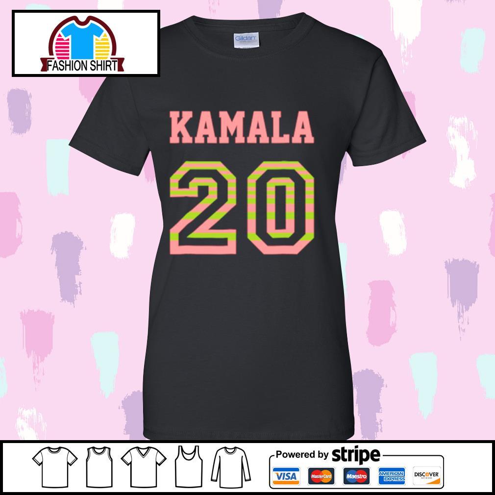Kamala 20 team Kamala Harris 2020 s v-neck-t-shirt