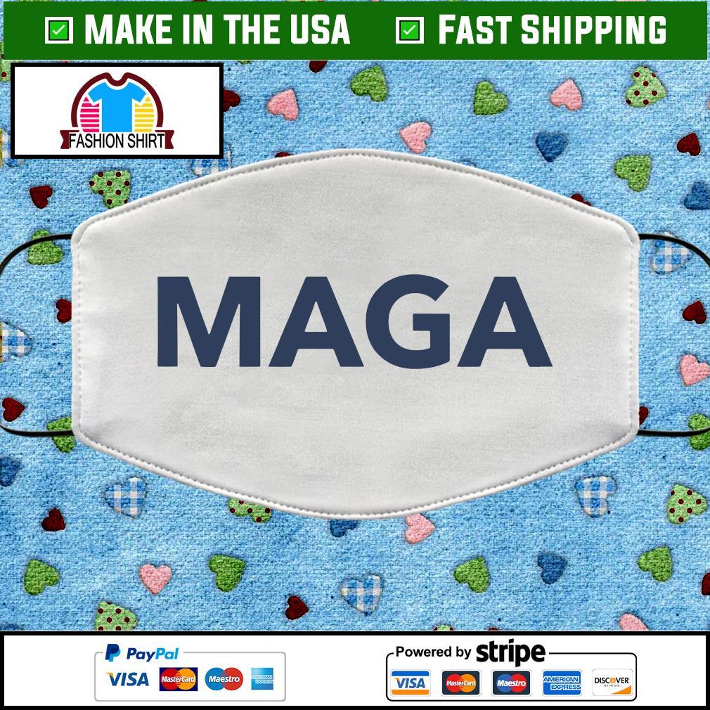 Maga Face Mask Washable