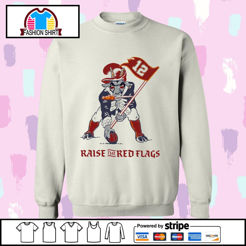 Buffalo Raise The Red Flags Tampa Bay Buccaneers s sweater