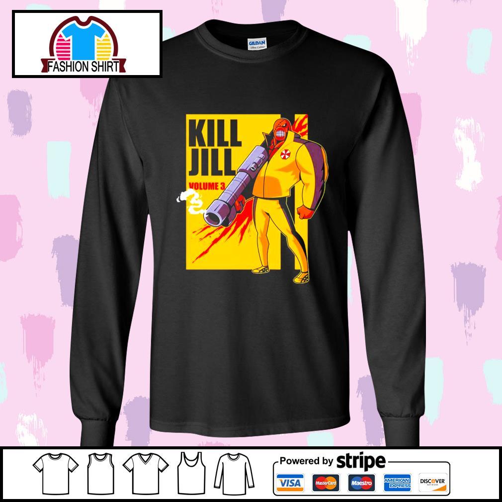 Kill Jill Volume 3 s longsleeve-tee