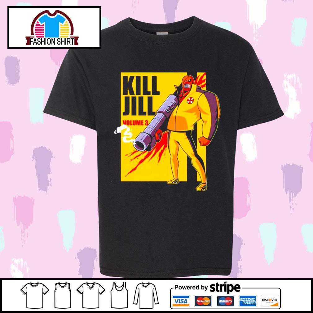 Kill Jill Volume 3 shirt